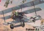 RODEN 605 1/32 FOKKER F.I