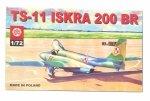 Plastyk 017 Training Jet PZL TS-11 Iskra 200 BR