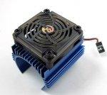 Chłodzenie 5010 + radiator silnika 4465 1:8 Hobbyw