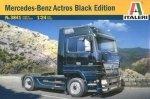 Italeri 3841 MB BLACK ACTROS 1:24