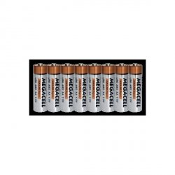 Bateria Alkaiczna Megacell AA cena za 1 szt