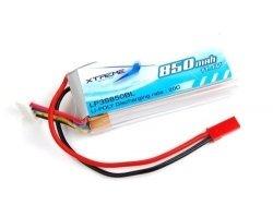Akumulator EXTREME 11,1V LiPo 850mAh 20C
