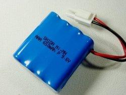 Akumulator NiMH 650mAh AAA 9,6V