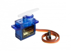Tower Pro Serwo SG-90 for airplane servo