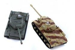 Zestaw wzajemnie walczących czołgów IS-2 RTR 1:58