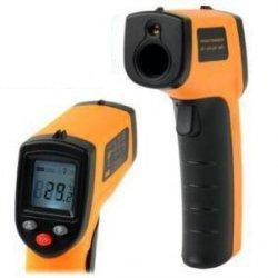 Miernik Pirometr GM320 - Termometr Laserowy bezdot