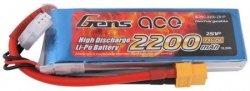 Akumulator Gens Ace 2200mAh 7,4V 25C 2S1P XT60