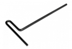 HPI RACING T ALLEN WRENCH 4.0MM (BLACK) #Z908
