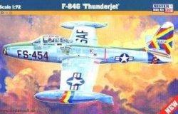 Mastercraft C-90 F-84G Thunderjet
