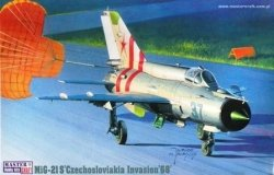 MASTERCRAFT C-13 MIG-21 S CZECHY'68