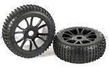Koła Tylne - Rear wheels complete 1/16