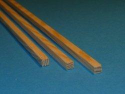 Listwa sosnowa - 4x10x1000mm