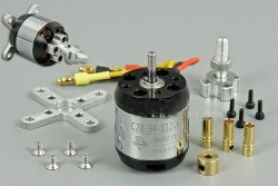 Silnik RMS C28-34-1120KV  [380W] / Emax