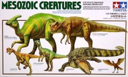 TAMIYA 60107 - 1/35 Mesozoic Creatures