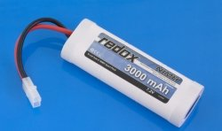 Akumulator Redox 3000 mAh 7,2V - Pakiet NiMH