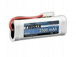 AKUMULATOR Redox 2500 mAh 7,2V - Pakiet NiMH