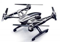 Powystawowy Yuneec Dron Q500 4K 2 akumulatory