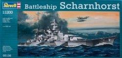 Revell 05136 Model Set Battleship Scharmhorst