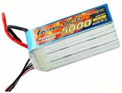 Gens Ace & TATTU: 5000mAh 22.2V 60/120C Gens Ace