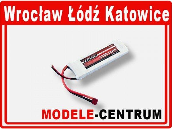 Akumulator Redox 7,4V 2200 mAh 30C LiPo
