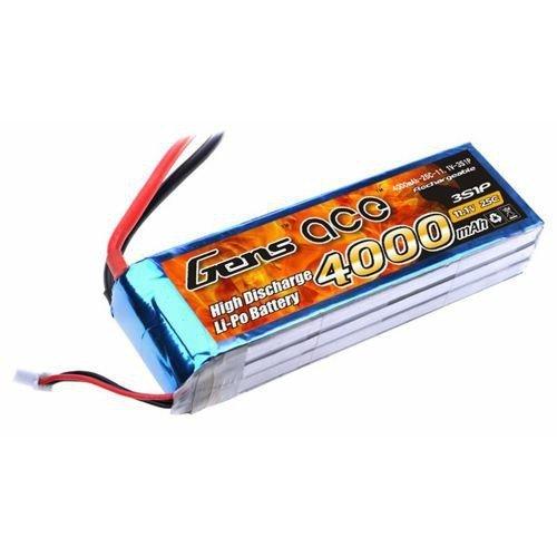 Akumulator Gens Ace: 4000mAh 11.1V 25C