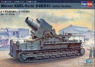 HOBBY BOSS 82904 1/72 Morser Karl-Gerat 04