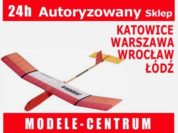 Samolot JISKRA ONE TEAM 810mm