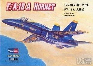 HOBBY BOSS 80268 1/72 F/A-18A Hornet