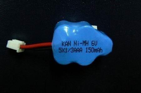 Akumulator 6V 150mAh NiMH
