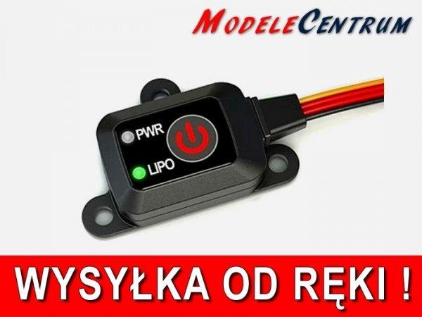 Elektroniczny Włącznik Power On/Off LiPo NiMH SkyR