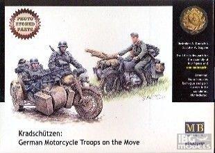 MB 3548F 1/35 German Motorcycle