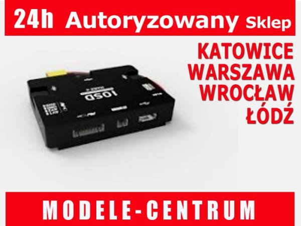 Telemetria WKM iOSD Mark II on Screen Display
