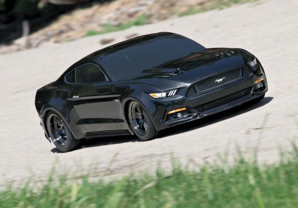 TRAXXAS 1/10 Ford Mustang GT