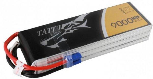 Akumulator Tattu 9000mAh 22,2V 25C 6S1P