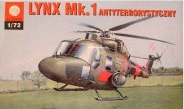 PLASTYK S-021 - LYNX Mk.1 Antyterrorystyczny