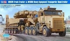 Hobby Boss 85502 M1070/M1000 HETS Vehicle