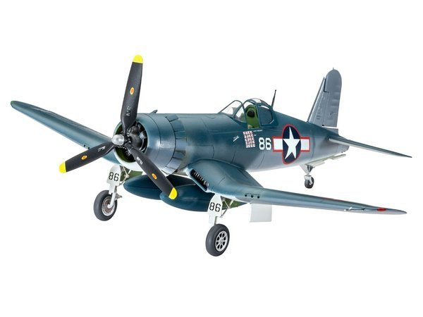 Revell 63983 Vought F4U-1D CORSAIR (Model Set)
