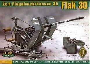 ACE 72287 1/72 Flak 30