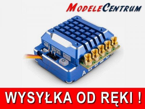 Regulator obrotów SkyRC TORO TS 120A ESC Niebieska