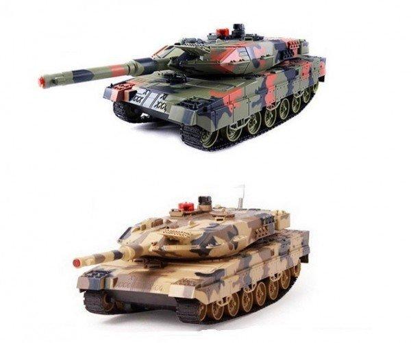 Czołg Abrams RTR 1/24