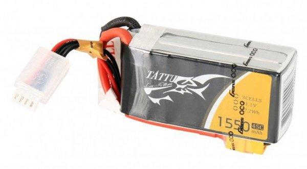 Akumulator Tattu 1550mAh 11.1V 45C 3S1P