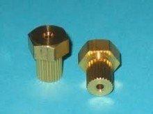 Element mosiężny kardanu - 6mm