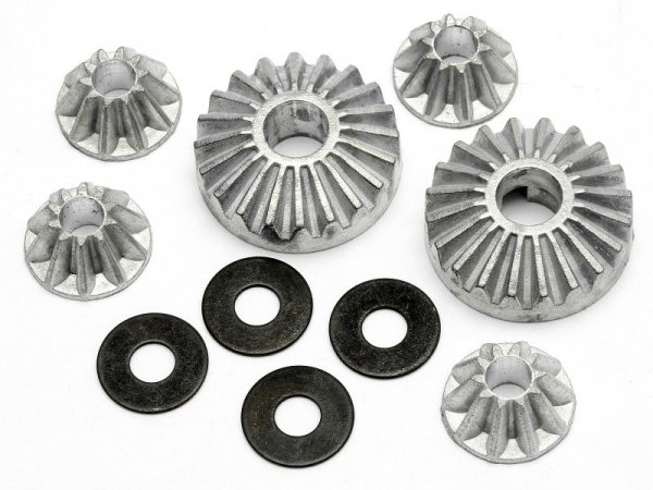 STEEL DIFFERENTIAL GEAR SET 101087