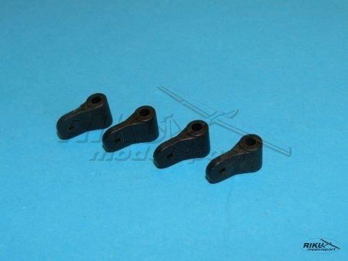 Uszko plastikowe dźwigni steru 3,1mm 4szt