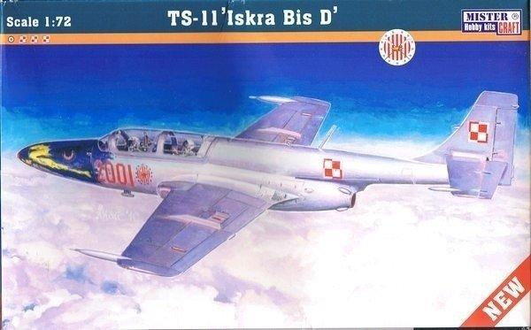 MasterCraft B-40 - TS-11 Iskra Bis D - 1:7