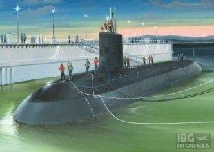 HOBBY BOSS 83513 1/350 USS Virginia