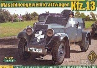 ACE 72236 1/72 Maschinengewehrkraftwagen