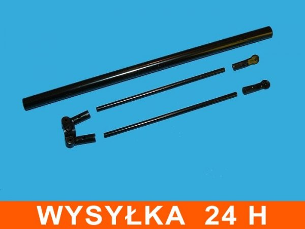 Komplet belki ogonowej z podporami  FX059   KEHFX5