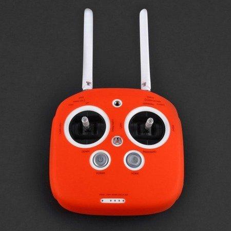 Czerwone etui dla aparatury DJI Phantom 3