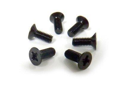 Flat Head Screws 3x10 6p - 31070
